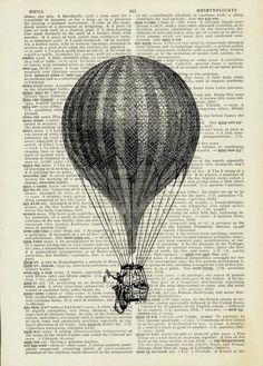 18oo's flying balloon II