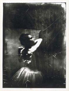 Edgar Degas. Danseuse.