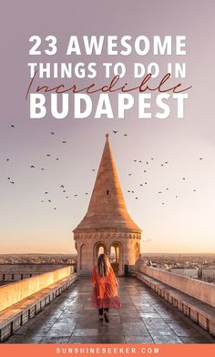 Discover the most Instagrammable places in Budapest. From sunrise over Fisherman's Bastion to gorgeous sunset views at the 360 Igloo Bar. 23 sights and attractions you can't miss #budapest #hungary #fishermansbastion #igloobar #instagrammable Places In Europe, Places To Travel, Travel Destinations, Europe Travel Guide, Travel Guides, Photography Guide, Scenic Photography, Night Photography, Landscape Photography