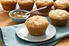 Almond Orange Marmalade Muffins The flavors of Almond Paste and orange make for a delectable moist muffin; perfect for breakfast or an afternoon tea.
