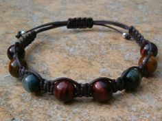 Tiger Eye is a great back to school stone... promotes focus & clarity, good luck, personal integrity and courage.   Multi-Color Tiger Eye Healing  Bracelet ~ http://zenjewelry.mysticnaturals.com/multi-color-tiger-eye-healing-bracelet/