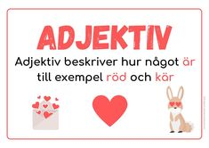 Swedish Language, School Posters, Education, Inspiration, Grammar, Biblical Inspiration, Onderwijs, Learning, Inspirational