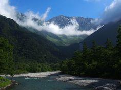 Kamikouchi,Nagano