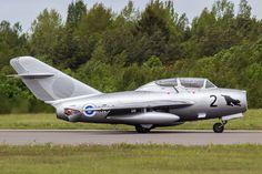 Lim-2 - polish MiG-15