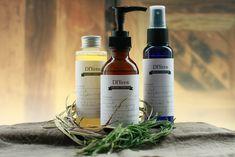 ローズマリーを使って、お肌にやさしい ナチュラル化粧水をDIY!