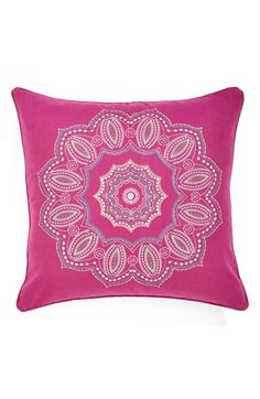 Levtex 'Venice' Embroidered Accent Pillow available at #Nordstrom