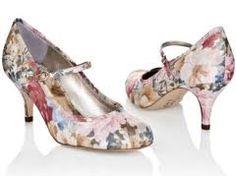 Resultado de imagem para vintage bridal shoes