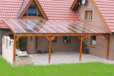 Order wood deck ceilings online Even though early throughout idea, this pergola have been enduring Outdoor Pergola, Backyard Pergola, Backyard Landscaping, Outdoor Decor, Backyard Patio Designs, Pergola Designs, Gazebos, Terrace, Outdoor Living