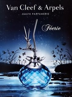 I love perfumes...and this ad is gorgeous