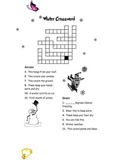 Printable Crossword Puzzles Kids Printable Crosswords Puzzles Kids | Activity Shelter<br> Printable crosswords puzzles kids that contain simple and easy crosswords that will help you to entertain as well as train your kids' brain. Printable Crossword Puzzles, Activities For Kids, Printables, Entertaining, Kid Activities, Print Templates, Petite Section, Kid Crafts, Printable Templates