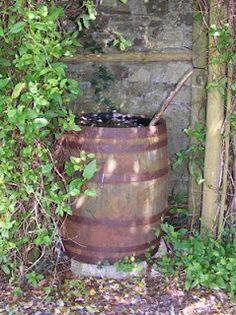 compost tea barrel