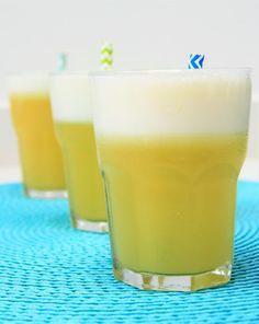 RECEITA THERMOMIX: Suco frisante de laranja e abacaxi