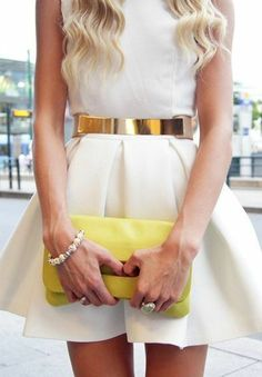 Trend Alert: The gold metal Belt – Fashion Style Magazine - Page 10