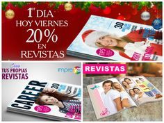¡Hoy, nuestras #Revistas con el 20% de descuento! Tenemos envíos a todas las ciudades de Colombia ¿Qué esperas para #Comprar la tuya? #Impreya http://impreya.com/revista/
