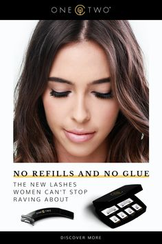 No Refills And No Glue - The New Lashes Women Can't Stop Raving About Beauty Tips Pics of the Day. If you would like more information about beauty tips, please visit my store for more beauty products. Contour Makeup, Beauty Makeup, Eye Makeup, Hair Makeup, Hair Beauty, Makeup Hairstyle, Clown Makeup, Skull Makeup, Devil Makeup