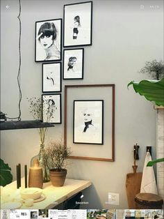 Gallery Wall, Shop Ideas, Frame, Home Decor, Knowledge, Picture Frame, Decoration Home, Room Decor, Frames