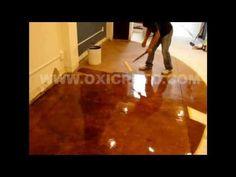 ▶ concreto oxidado oxicreto - YouTube