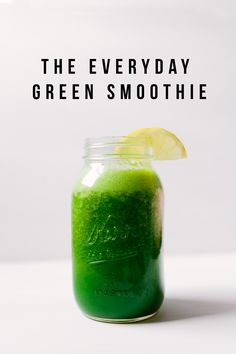 Do you really need a multivitamin? Try this everyday Green Smoothie! Dose Wellness
