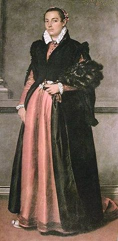It's About Time: Portraits of women attributed to Giovanni Battista Moroni c 1520–1578