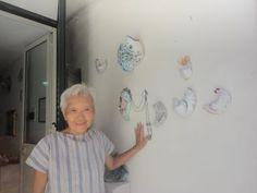 "Hiroko Nagase: un'artista e un'arte ""con tutta l'anima"" #giruland #diariodiviaggio #community #travel #blog #artista"