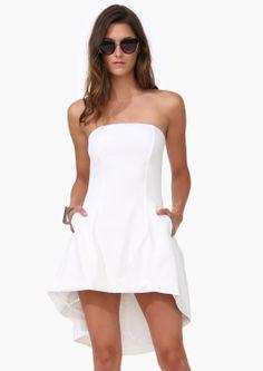 Exquisite Strapless Dress | Shop for Exquisite Strapless Dress Online