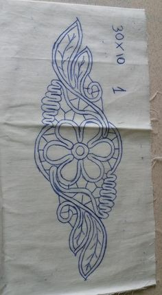 Embroidery Cards, Cutwork Embroidery, Machine Embroidery, Bobbin Lace Patterns, Floral Embroidery Patterns, Embroidery Designs, Crochet Cushions, Crochet Motif, Bruges Lace