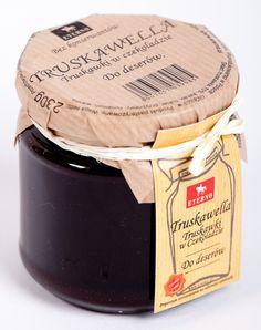 Truskawella - truskawki w czekoladzie