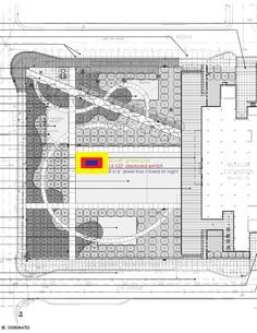 the proposed location for the exhibit