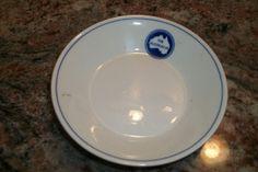 THE AUSTRALIA 1940 adv Duraline Grafton China Bowl dish hotel restaurant ware nr  | eBay
