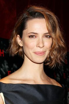 Bob Hairstyles - Rebecca Hall - Page 40 | Hair & Beauty Galleries | Marie Claire