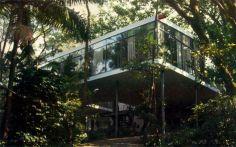 Casa de Vidro de Lina Bo Bardi - um dos melhores (e mais lindos!) programas culturais de São Paulo  Mais em: www.taofeminino.com.br/cultura
