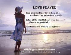 Love prayer