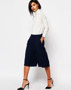 Image 1 ofVero Moda Tailored Culotte