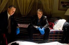 Still of Robert De Niro and Al Pacino in Righteous Kill