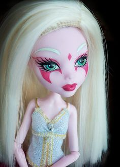 Beautiful - Monster High OOAK