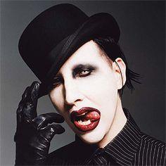 Marilyn Manson #marilynmanson