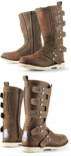 only because they remind me at my buffalo boots ,I always used to wear ,late 70searly80s for riding my motorcycles