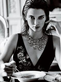 Kendall for Vogue US, November 2017