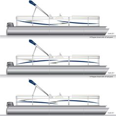 Pontoon Graphics  Decal Kit PontoonStuffcom Pontoon Boat - Boat graphic design decals