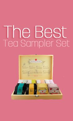 The Best Tea Sampler Set