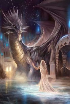 The Dragon and the Princess