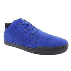 Cielo. Genialne chabrowe buty sportowe wykonane z zamszu. Mają czarną gumową podeszwę.  Cena: 179 zł