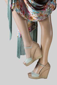d74822d2b0d Carmenchu Shoes. Summer 2014. Photo by Rafael Palacio Fotógrafo. Sunglasses  2014