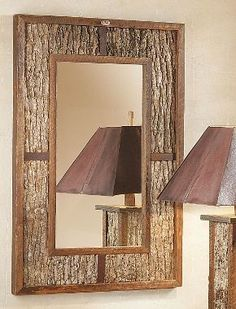 Cabelas: Mossy Oak Rustiks Collection Mirror
