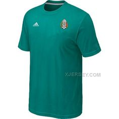 http://www.xjersey.com/adidas-national-team-mexico-men-tshirt-green.html Only$27.00 ADIDAS NATIONAL TEAM MEXICO MEN T-SHIRT GREEN Free Shipping!