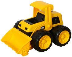 "Cat Tough Tracks Truck Loader 8"" - Sturdy, Fun Caterpillar Construction Job Toy  #CAT"