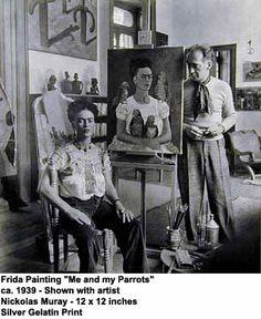 Frida Kalo por Nickolas Muray 105