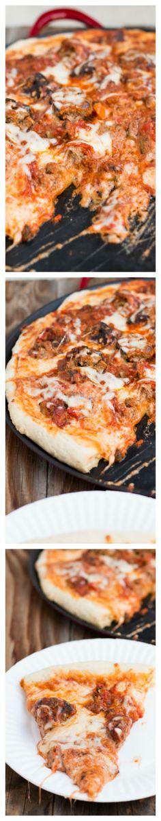 Meatball Lasagna Pizza - Oh Sweet Basil Pizza Recipes, Beef Recipes, Cooking Recipes, Lasagna Recipes, Chicken Recipes, Dinner Recipes, Italian Dishes, Italian Recipes, Pasta Dishes
