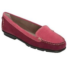 Aerosoles Nu Day Casual Flat Slip On Loafers