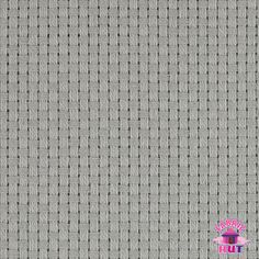 Monks Cloth 4 x 4 Weave / 8 Count Color: Gray Fiber Content: Cotton Width: Grey Fabric, Cotton Fabric, Wall Fabric, Monks Cloth, Swedish Weaving, Thick Yarn, Arts And Crafts Supplies, Rug Hooking, Textures Patterns